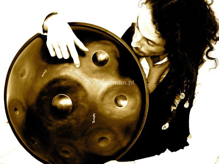 Geronyomusic Hang Handpan