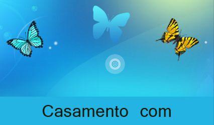 Casamento com borboletas 1