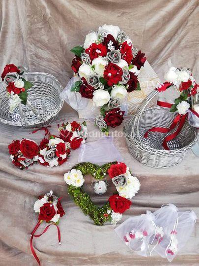 Noivas e Damas de Honor