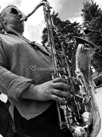 Saxofonista DJDJav