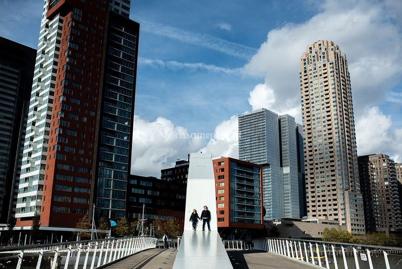 Vera + Helder | Roterdão
