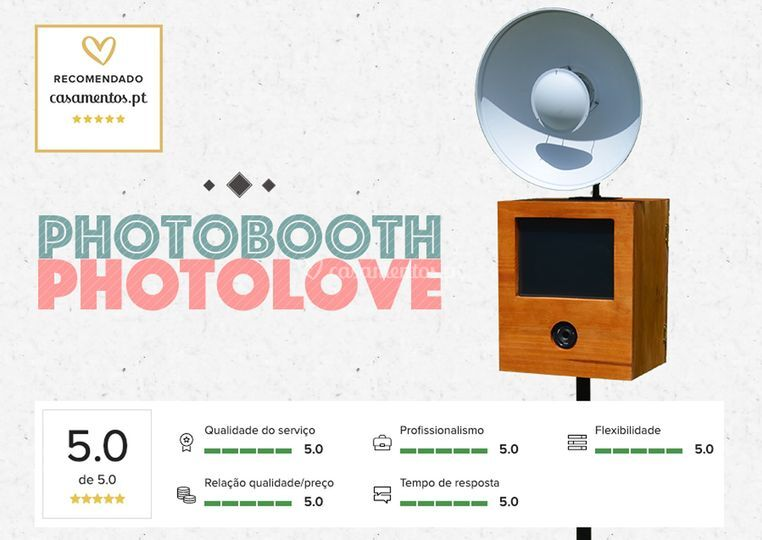 PhotoLove Photobooth