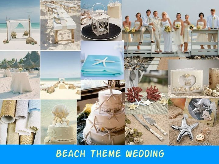 wedding ideas beach theme casamento por medida 27773