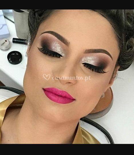 Maquiagem Philipa Prestige Bea