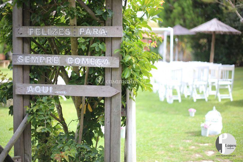 Cerimonia na Quinta