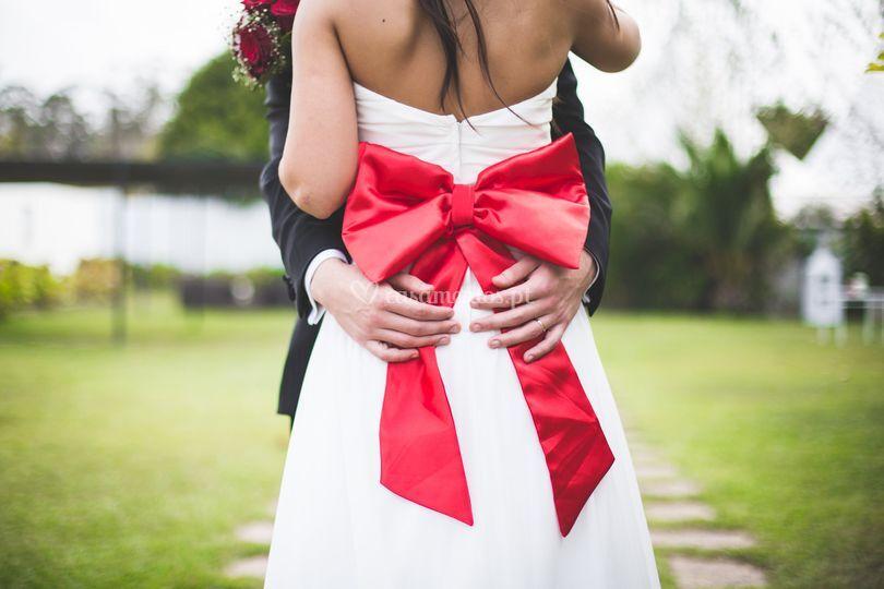 Os nossos noivos