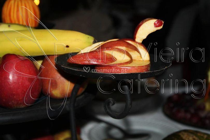 Fruta Laminada de Pedro Vieira Catering