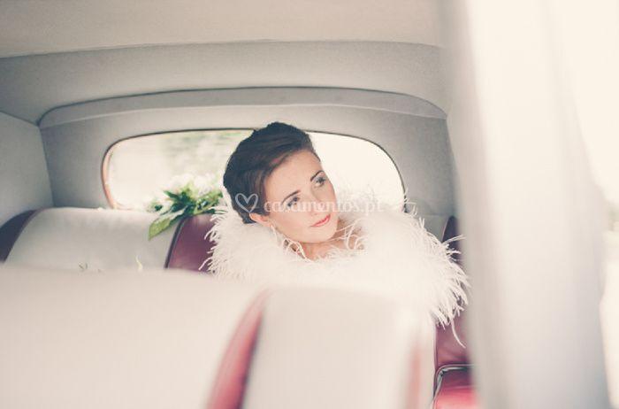 PaperKite noiva elegante