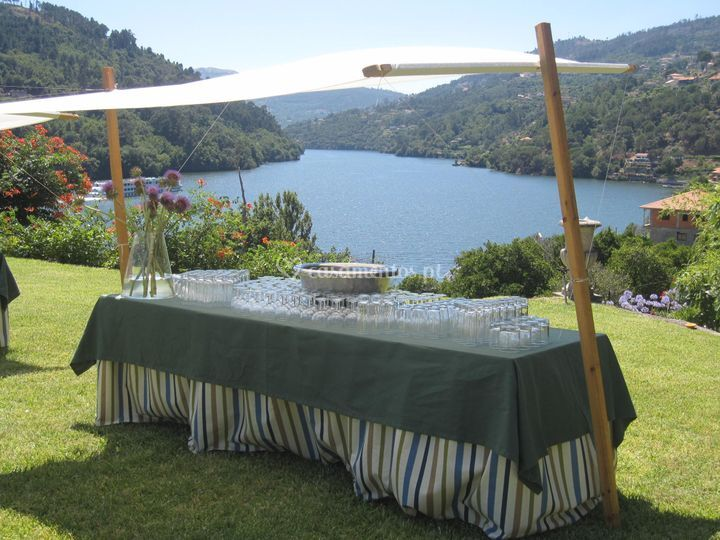 Casamento no Douro