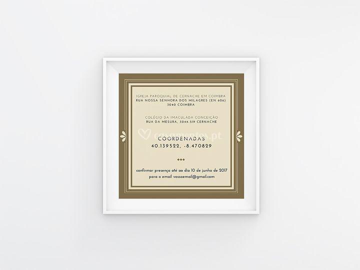 Convite 1 exemplo - trás