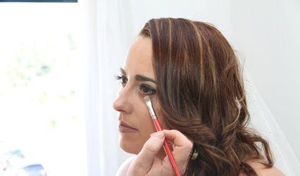 Cecilia Zacarias Make up 1