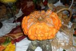 Mesa de Frutas e doces de TRYP Colina do Castelo Hotel