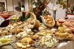 Mesa de queijos de TRYP Colina do Castelo Hotel