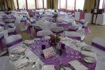 Sala decora��o lil�s de TRYP Colina do Castelo Hotel
