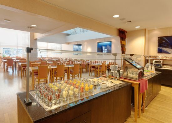 Restaurante com Buffet