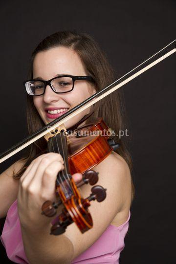 Violino: Ana Freitas
