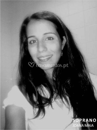 Soprano: Joana Maia