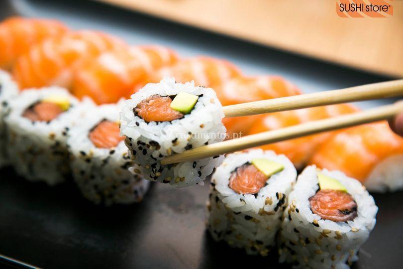 Box sushi