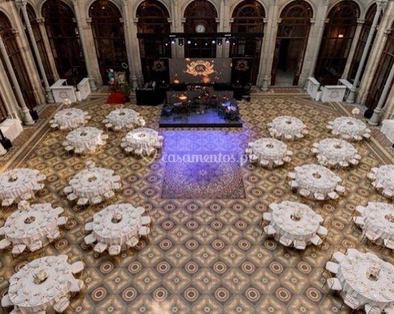 Setup Palacio Da Bolsa