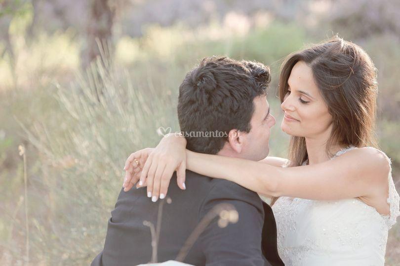Reportagem casamento