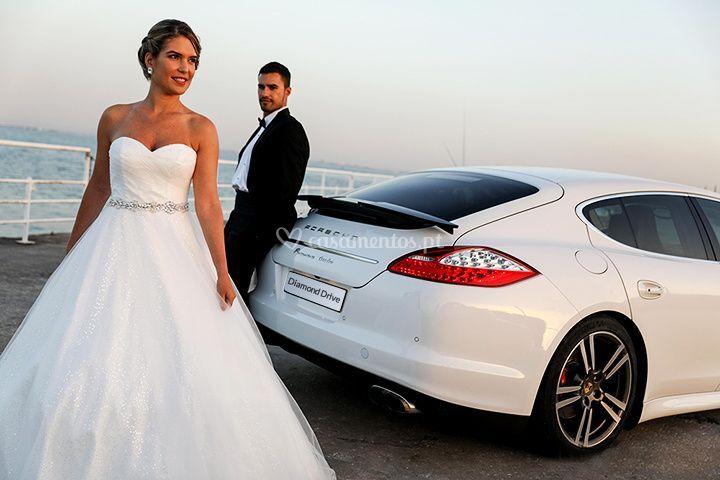 Diamond Drive Wedding Cars