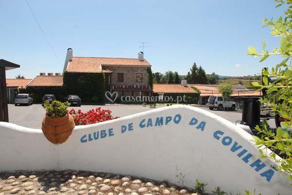 Fachada Casa de Campo