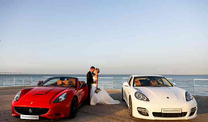 Diamond Drive Wedding Cars