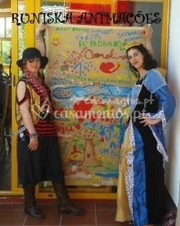 Pirata e princesa