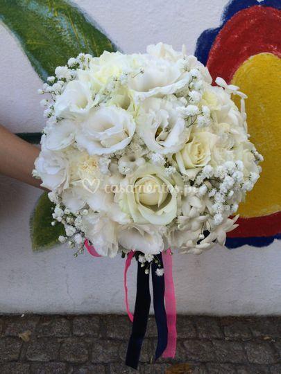 Ramo noiva branco