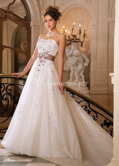 ff1d73cad Vestido de noiva de Moda Café | Foto 10
