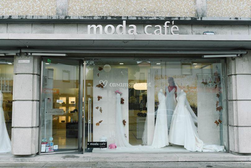 Moda cafe - vestidos de noiva