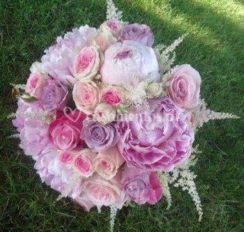 Bouquet noiva estilo vintage