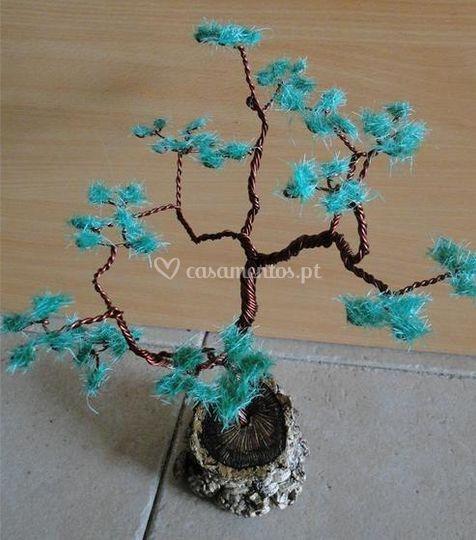 Exemplo de árvore