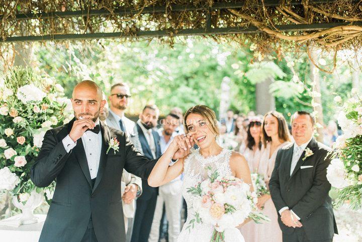 Casamento num Palácio