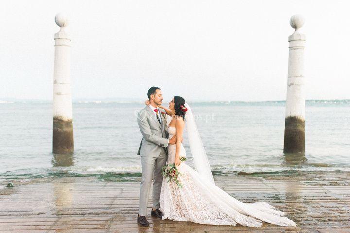 Casamento no Tejo