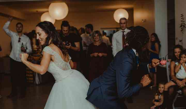 Casamento é diversão