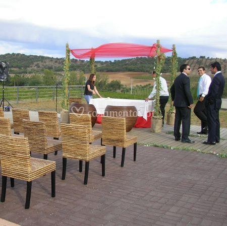Terraço - decor catering