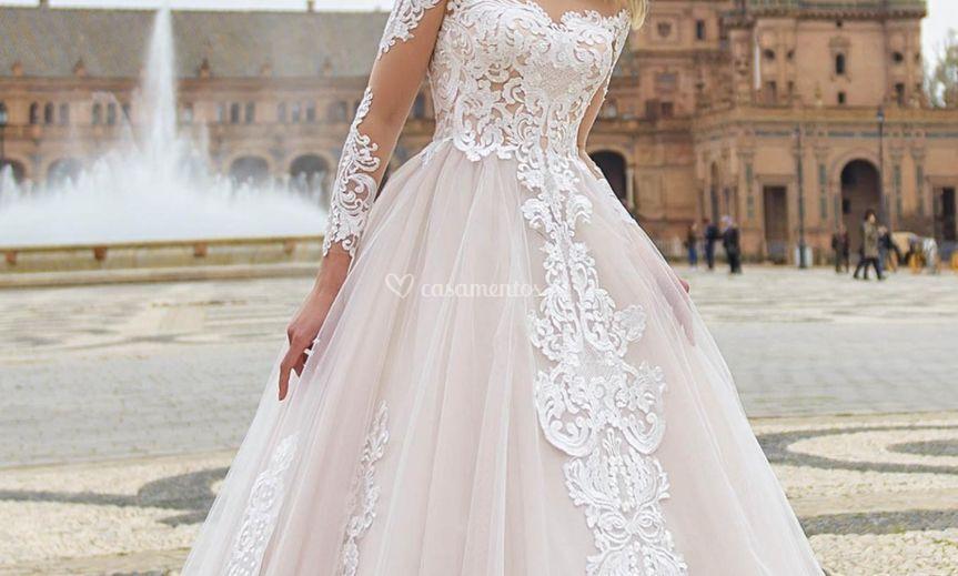 Vestido WD634A
