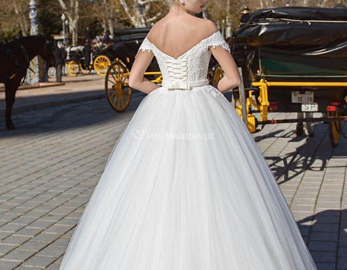Vestido WD637A