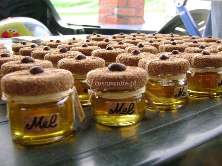 Potinhos de mel