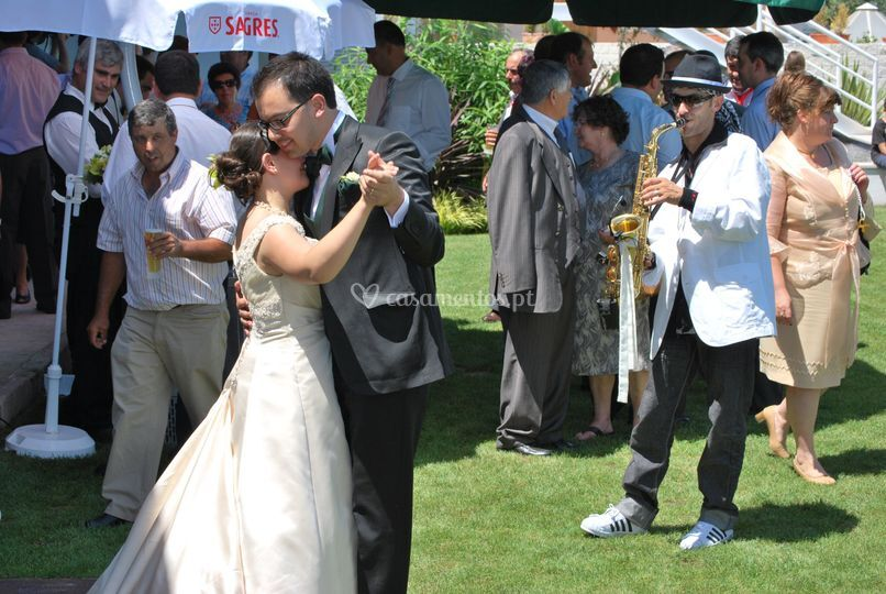 Baile dos noivos