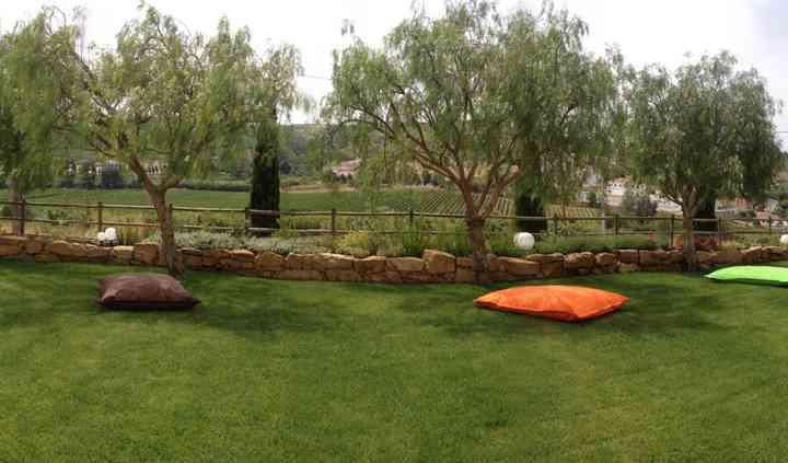 Jardim de dia