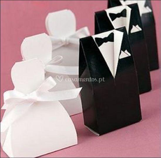Lembrança casamento noivos