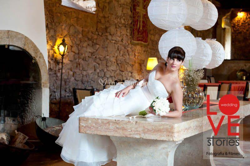 Lovestories_sessão com a noiva