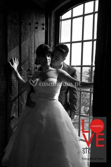 Lovestories _ com os noivos