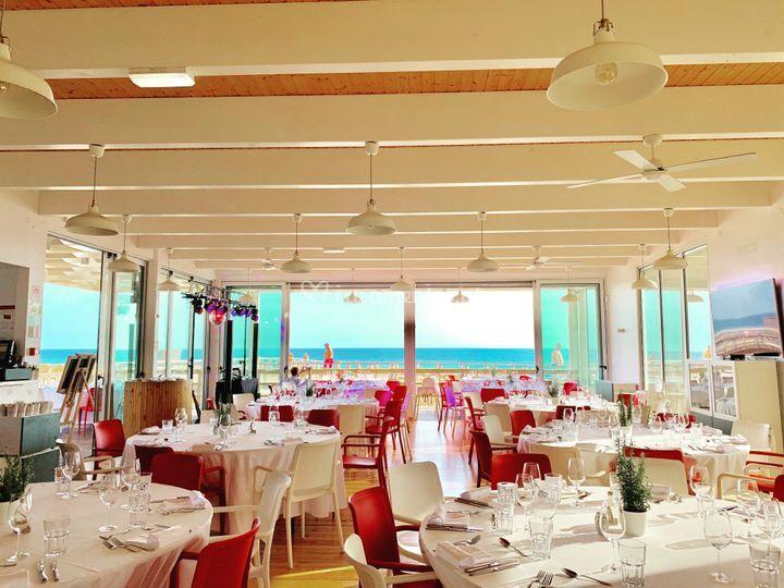 Sea deck jantar