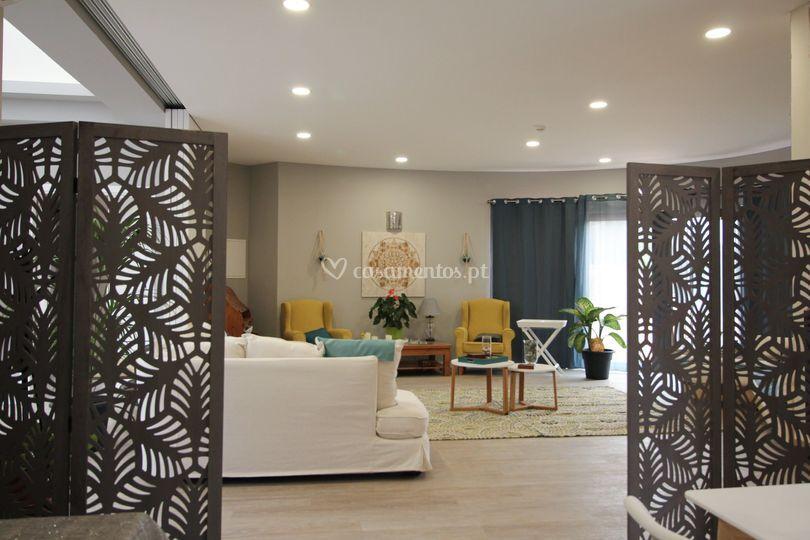 Sala de estar/eventos