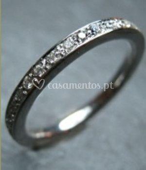 Anéis para casamentos