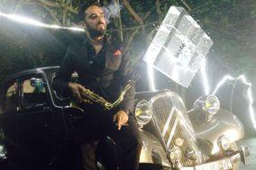 Saxofonista Bruno Abel