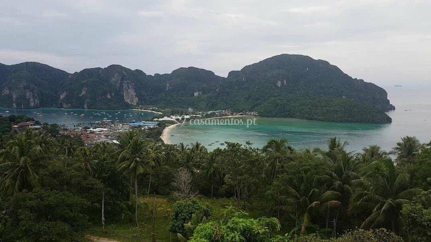 Tailândia - Ilhas Phi Phi